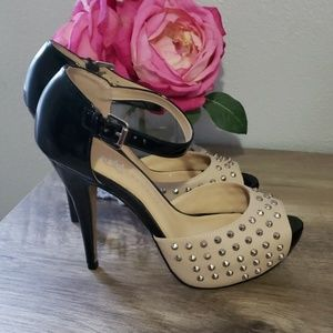 Rock & Republic studded heels